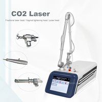 Co2 Laser Cutter Before And After Fractional Lazer Skin Resurface Treatment Acne Scar Removal Face Lifting Vaginal Tighten Machine