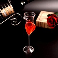 Verres de vin Creative Crystal Verre Human Body Borosilicate Beauty Goblet RRD7665