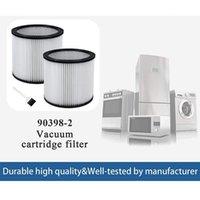 Замена пылесосов замена фильтра для Shop-VAC 90398, для 90398, 903-98, 9039800 903-98-00, мокрый / сухой картридж белый