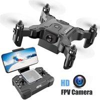 PGY Drone con / senza fotocamera HD Hight MODE MODALITÀ RC Quadcopter RTF WiFi FPVQuadCopter Seguimi RC Helicopter