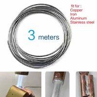 (A594 12 #) Walled Walled 300cm Tubo di rame Riparazione in alluminio Acciaio Frattura Acciaio Saldatura Broken