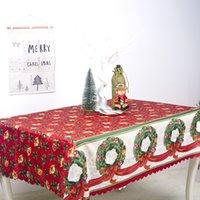 عيد الميلاد الديكور سماط عداء الجداول أعلام شجرة عيد الميلاد الأيائل سانتا كلوز طباعة تحديد الموقع سماط المنزل ديكورات WY1381
