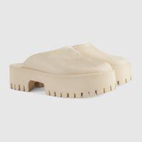 2021 Desiner Beach Rubber Lazy Slippers Interior Outdoor Show Style Hotle Warm Fox Piel Sandalias para mujer Diapositivas Flip Flops Calidad con caja
