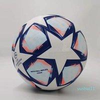 20 21 Champion Europeo Balón de fútbol 2020 2021 Final PU Tamaño 5 Bolas Gránulos Fútbol resistente a los resbalones