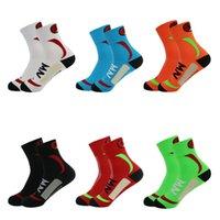 Outdoor Sports Racing Socks men women cycling MTB bike socks Breathable Road Bicycle Socks