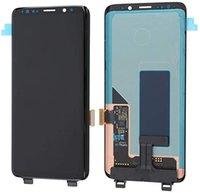 Wholesale preço mais barato para Samsung Galaxy S9 Graia Painéis de Qualidade Tela Toque Dispaly LCD Replaxement Digitador Assembléia Sem Defeito Sem Pontos Pretos