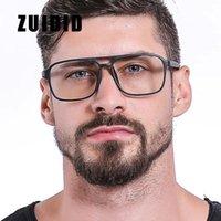 Moda Güneş Gözlüğü Çerçeveleri Zuidid Vintage Gözlük Çerçeve Erkek Kadın Bilgisayar Oyun Gözlük Bayanlar Kare Miyopi Gözlükler Optik Gözlükler