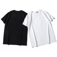 T-shirt da donna T Shirt Summer Mens T-shirt da donna con maglietta allentata con la lettera stampata a maniche corte