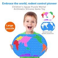 30 cm Büyük Boy Dünya Haritası Kabarcık Poppers Kurulu Sonbahar Oyuncaklar Sıkmak Duyusal İtme Pop Otizm Özel İhtiyaçlar Stres Rahatlatıcı BT Oyuncak Bulmaca Mega Jumbo Masaüstü Oyunu 2021