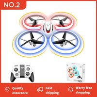 CONUSEA S123 Mini Drone RC Quadcopter 2. 4GHz 4CH 6Axis Altit...