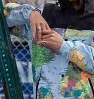 2021 جديد مصمم هوديي رجل سترة الملابس رسائل التطريز سترات عاكسة مقنعين الرجال السترات الفاخرة هوديس noctilucent حجم M-3XL