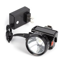 kohree kl2.8lm 3W LED 마이닝 캡 헤드 라이트 충전식 방수 자동차 충전기 헤드 램프 광부 사냥 캠핑 낚시 12 시간