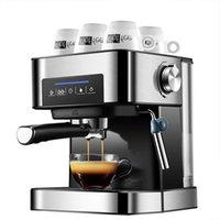Italian Coffee Machine Household Small Appliances Automatic Latte Steam Milk Foam Set Roasters