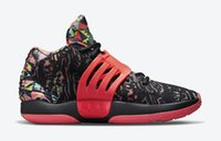KD 14 KY D SSISHEDELIC أحذية كرة السلة كرة السلة مع صندوق 2021 Kevins Durant Deep Royal Blue Sports Size US7-US12