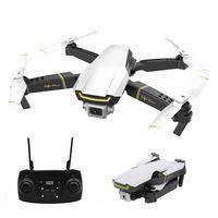 GLOBAL GW89 RC DRONE mit 1080p Kamera HD WiFi FPV Geste Foto Videohöhe halten Faltbare RC Quadcopter für Anfänger VS E58