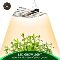 BARS HAUT PPFD SAMSUNG 960W LM301B La carte de lampe à LED Quantum Grow Barre de lumière pour les plantes d'intérieur
