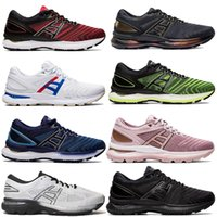 Hombres Mujeres Gel-N22 Classic Red Black Black Gold Tokyo Zapatillas Running Gold Grey Floss Floy Fashion Designer Sports Sports Sneaker US 4-11