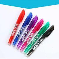 Stifte Steuerung Kreative Temperaturen löschbare farbige Kugelschreiber für Schulbedarf Büro-Schreiben Neuheit Artikel Schreibwaren
