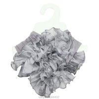 Шарфы женские цветочный воротник шарф роскошный цветок печать шейный угол шеи o28 20 капля
