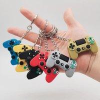 DHL PVC Yumuşak Kauçuk Mini Oyun Fidget Kolu Oyuncaklar Yaratıcı Kişilik Simülasyon Anahtarlık Yüzük Kolye Erkekler Ve Kadınlar Çift Anahtarlık Çanta W