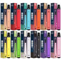 Original VAPEN PLUS 800 Puffs Disposable Vape Pen E-Cigarettes Kits 550mAh Battery 3.5ml Capacity Zodiac Limited Edition Portable Vaporizers Pre-Filled Bars Vapor