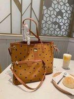 تصميم مصمم جودة عالية حقيبة تسوق كلاسيكية الأصلي مزدوجة زهرة قطع زهرة الأم حقيبة يد الطفل حقيبة يد، حقيبة صغيرة تستخدم وحدها.