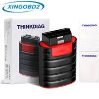 ThinkCar ThinkDiag Full OBD2 Tutto System Diagnostic Tool 15 Reset Service Actuation Test ECU Codifica Codificante Scanner per lettore di codice auto