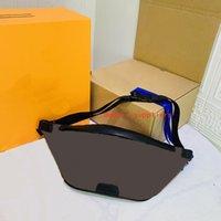 Ny mode midja väska för män och kvinnor i 6 färger julklapp nyår gåva man handväska i hand 43644 40298