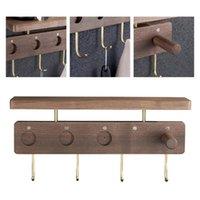 Hooks & Rails Wall-Mounted Hair Bracketr Holder Storage Rack Bathroom Bedroom Salon Hairdresser Curler Towel Power Plug Diffuser