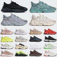 adidas ozweego retro أحذية رياضية للرجال والنساء ، أحذية رياضية عالية الجودة ، أحذية رياضية للرجال والنساء ، مقاس 36-45  أحذية