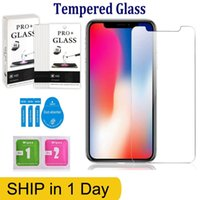 Screen Protector For iPhone 13 12 Mini 11 Pro XR XS Max iPhone 6 7 8 PLUS SE2020 Samsung A02S A10S A20S A21S A03S Tempered Glass with Package