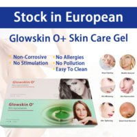 European In Stock Hot Selling Skin Rejuvenation And Brightening Glowskin O+ Care Gel Bubber Product For Sale