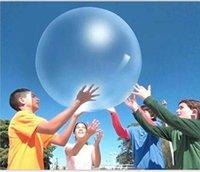 Другие дома сад удивительный пузырь шарик смешной игрушка, заполненный водой TPR воздушный шар для детей взрослых открытый Wubble надувные игрушки для вечеринок украшения 38VR