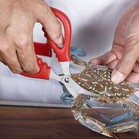 Newkitchen 해산물 가위 랍스터 컷 새우 가위 새우 나이프 콜론 라인 페라 멘타스 청소 도구 도매 EWF6214