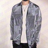 21SS Mens de concepteur Veste Nylon Métal Pullover Vestes Casusal Hommes Femmes Windbreaker Manteaux Mode Brassards de mode Vêtements d'extérieur