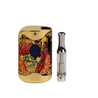 Kangvape leOriginal KangvapeTH-420Electronic Cigarettes II Starter Kits 650mAhBattery Box Mod 0.5ml K1 Ceramic