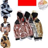 최신 망 재킷 스포츠웨어 디자이너 커플 커플 가을 겨울 코트 후드 지퍼 방풍 재킷 오토바이 얼굴 여성 노스 패션 streetwear 코트