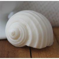 Molde de silicona Pearl Conch Mojo hecho a mano Conjuntos de moldes de jabón con forma de marisco Molde de jabón Decoración Fondant Molde de pastel 210225