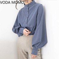 summer long sleeve office women's shirt blouse for women blusas womens tops and blouses chiffon shirts ladie's top plus size