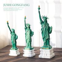 der Statue Freiheit Wohnzimmer Figur Modell Dekoration Büroschreibtisch Ornamente