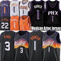 Grizzlies Pelicans Suns Devin 1 Booker Jersey Chris 3 Paul Jerseys Zion 1 Basquete Williamson Jersey Ja 12 Morant Jerseys CP3 Memphises New Orleans Phoenixs