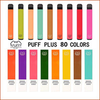 Puff bar plus Vape jetable Vape 450mAh Kits de démarreur de la batterie 2.3ml E Cigarettes Puff XXL MAX Double Bang XXL Barre d'air XXL Lux