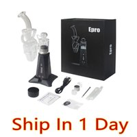 Min.1Set G9 EPRO Wax Vaporizer Ceramic Ti Quartz Enail Wax Atomizer 3000mAh Box Mod TC аккумулятор электрический DAB