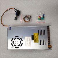 Digital display 40A 0-12V adjustable DC voltage stabilized Transformer Inverter switching power supply input AC 110V  220V 480W output safety