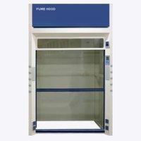 Marche approuvée CE en laboratoire Fuming Cabinet de plancher Hotte de fumée montée 1200x850x2350mm
