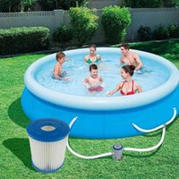 Pool & Accessories Filter Cartridge Outdoor Supplies Replacement 1PC Easy Set Durable Purify Washable Equipment PC