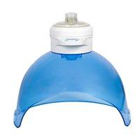 H2O2 المحمولة العناية بالبشرة سبا تبييض الأكسجين المهدرج جت آلة العلاج آلة ضوء الصمام الخفيفة معدات صالون تجميل