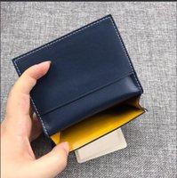 Sacos GoyAwallet Designer Clássico Mulheres De Alta Qualidade Saco de Cartão de Crédito Europeu e Forma Americana Uma variedade de estilos e cores SS