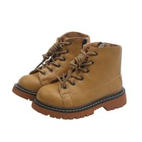 Childrens Boots Kids Shoes Girls Boys Footwear Autumn Winter Casual Student Moccasins Soft Short Boot Shoe B8571