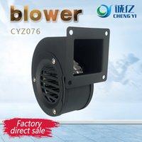 Cyz076 230 V CA Soplador centrífugo pequeño Blower Blower Blower Disipador de calor Ventilador pequeño ruido con gran volumen de aire